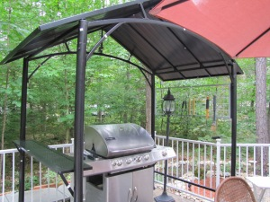 Grill in Rain or Shine with a Grill Gazebo