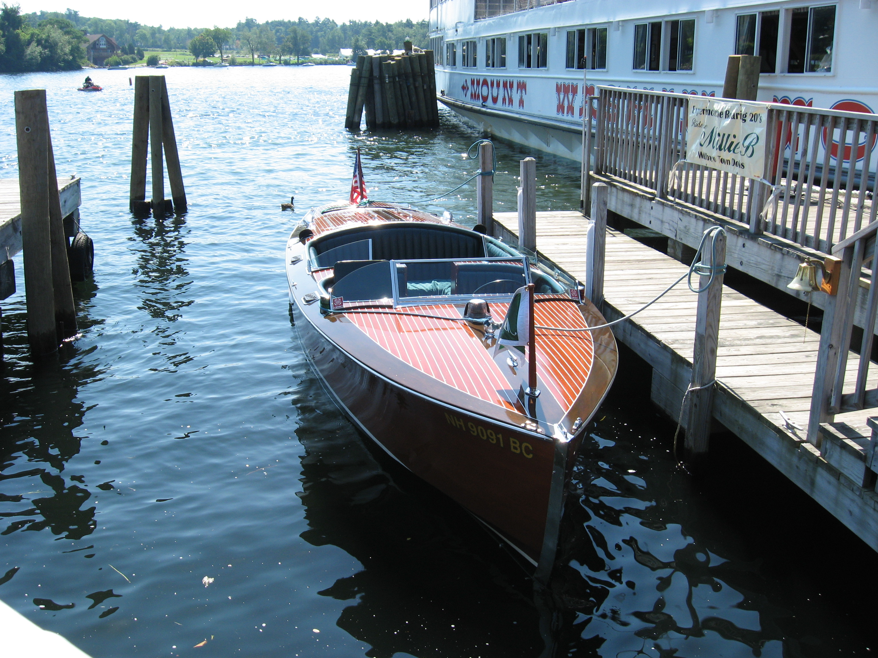 New Hampshire Lakes Region History in Pictures